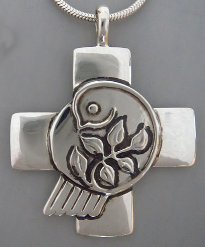 Jewelry design created for Community of Hope lay pastoral care ministry
