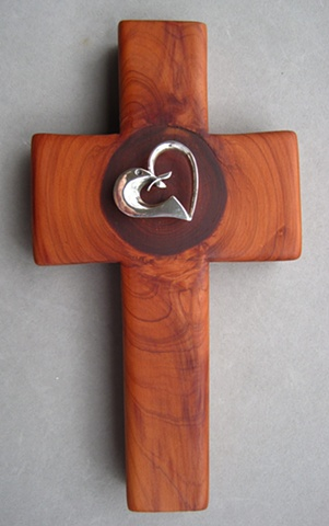 Peace of The Lord Cross made by Nancy Denmark and Margaret Bailey