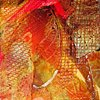 AUTUMN LEAF COLLAGE ON GALLERY WRAP CANVAS