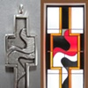 EPIPHANY WINDOW INSPIRED PECTORAL CROSS PROJECT