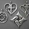 LARGE SYMBOLIC JEWELRY DESIGNS  ©Nancy Denmark