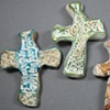 HAND CROSSES WITH BIBLICAL TEXTS (SOLD)
