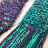 N19_ TEAL, PURPLE, COLOR BLOCK CLOSE UP