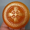 ROUND CELTIC CROSS SOAP GOLD