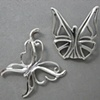 2 SYMBOLIC BUTTERFLY JEWELRY DESIGNS  ©Nancy Denmark