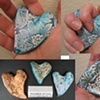 HAND FULL OF LOVE  HAND HELD HEARTS