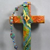 CUSTOMER REQUESTED COLLAGE CROSS ~ MADE TO ORDER