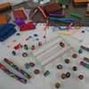 BEAD SHAPING WITH TOOLS