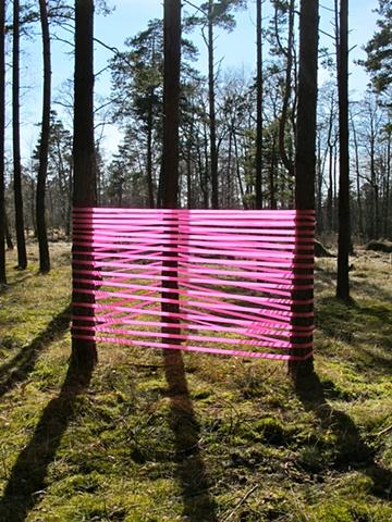 WOODS / TREE TRIANGLE