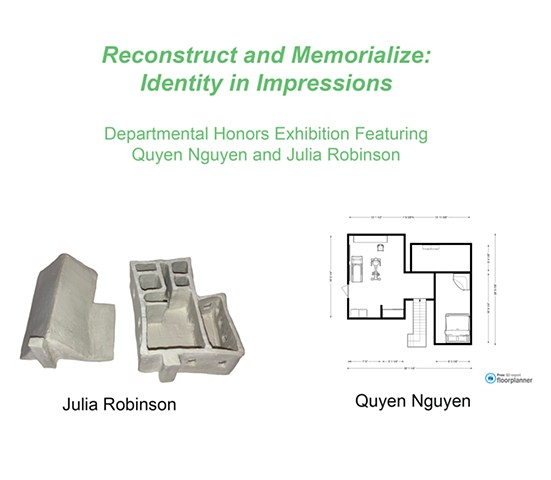 Reconstruct and Memorialize: Identity in Impressions-Quyen Nguyen and Julia Robinson