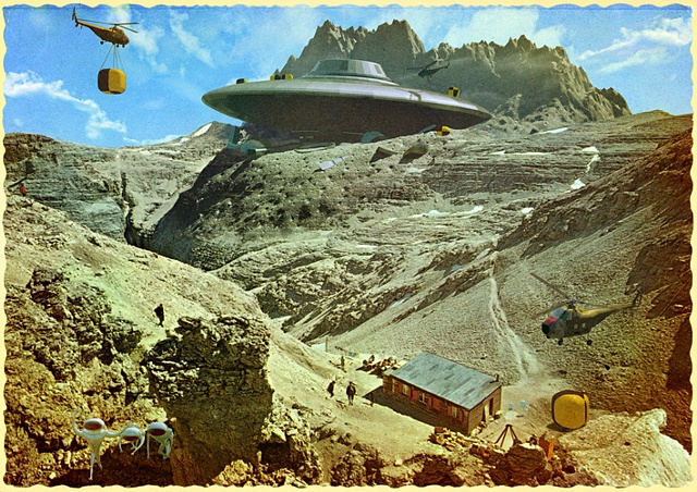 "Back to ""Passo Ufo"""