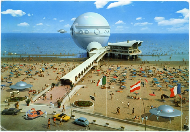 The Adriatic Bubble Ferry Terminal