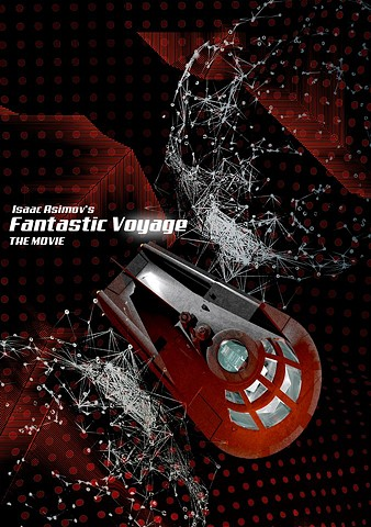 Fantastic Voyage Movie Poster Fan Art