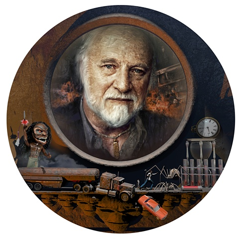He Is A Legend-Tribute to Richard Matheson