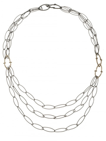 Wishbone Layer Necklace