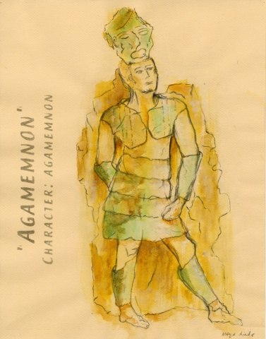 """""""Agamemnon"""" by Aeschylus"""