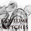 COSTUME SKETCHES