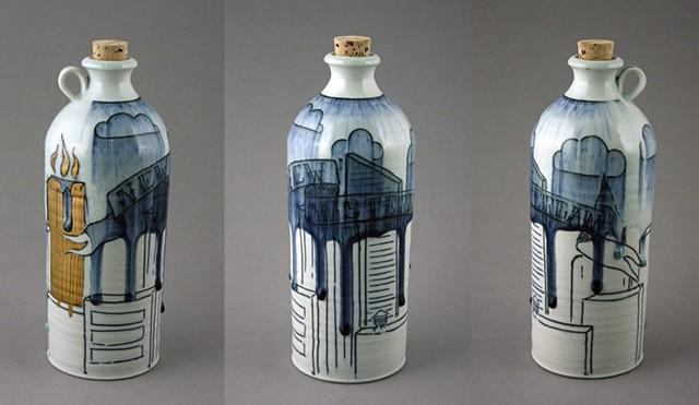 New Amsterdam Bottle