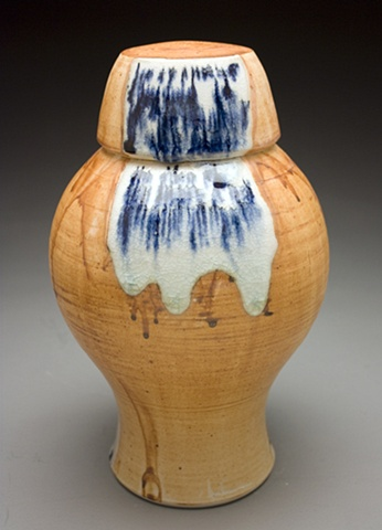 Lidded Jar view 2