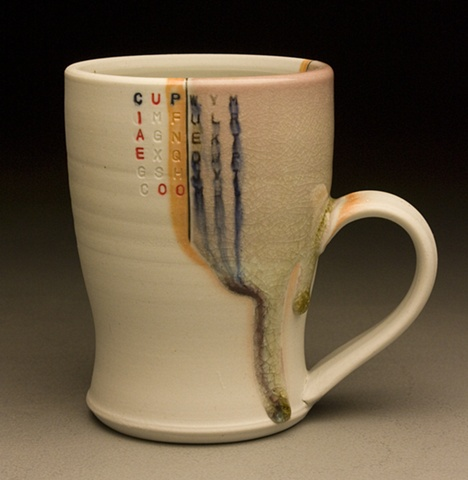 Cup with handle 3