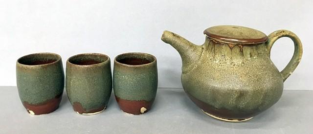 Lilian Argueta - Tea Set