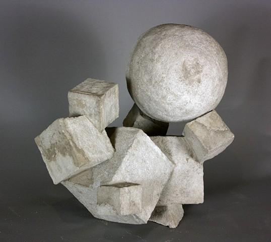 Judith Zamora - Cement, It Looks Heavy