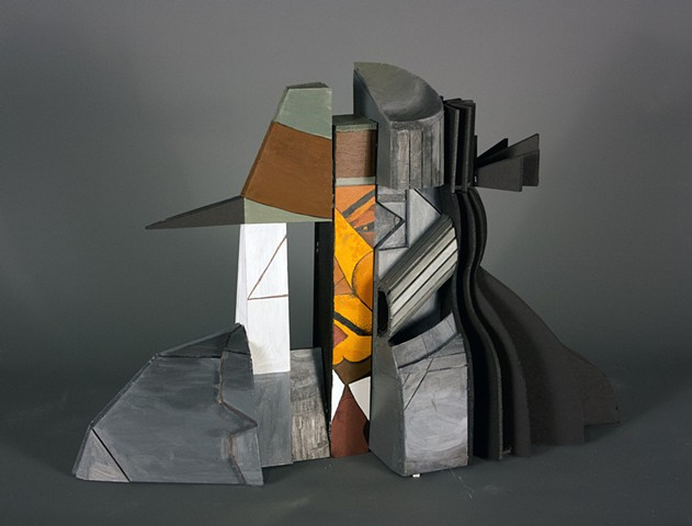 Brian Vargas - Cubist Construction Project