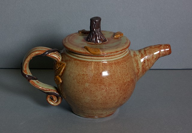 Brittany Tolliver - Teapot