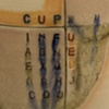 Cup 1 detail