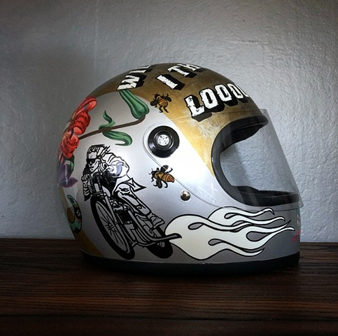 Wild Thing helmet