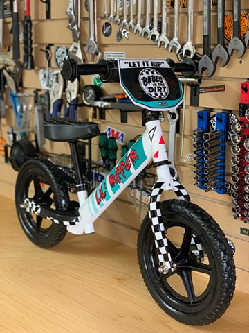 Lil' Ripper Strider Bike
