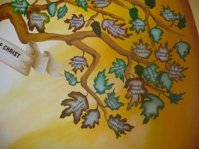Detail, Tree of Life