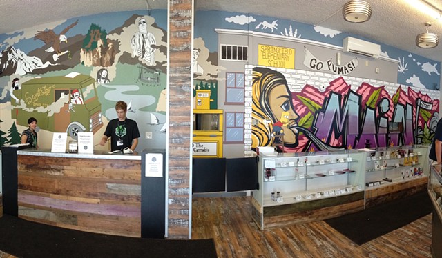 Commission for Main Street Marijuana Dispensary, Part II | Vancouver, WA