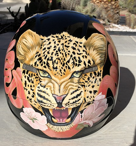 Wild at Heart helmet