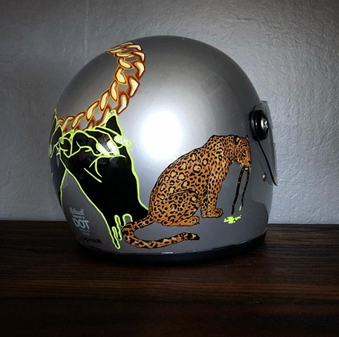 Loyalty helmet