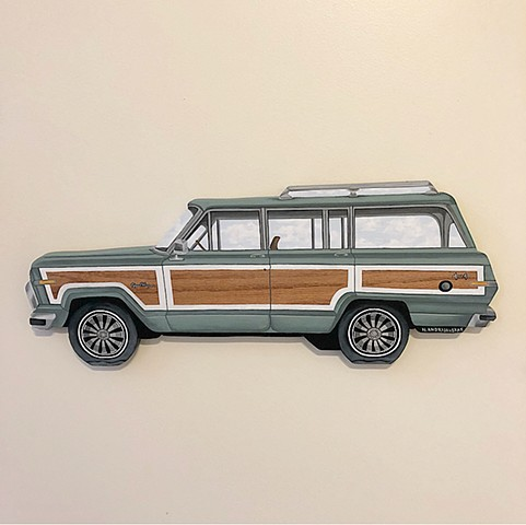 Grand Wagoneer - private commission