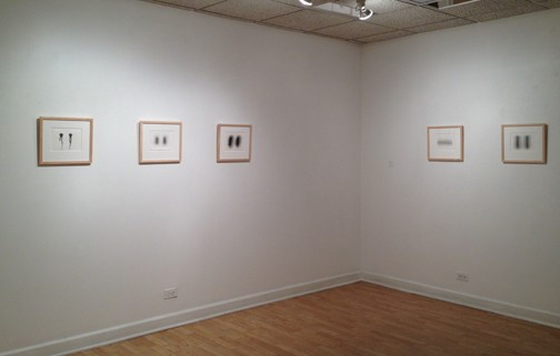 Joanne Aono, Lee Dulgar Gallery, Drawing Solo Exhibition, South Holland