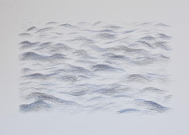 Blue Fields, Immigrant waters, Joanne Aono