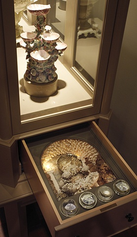The Grotto of Tethys/ Open Drawer / Installation