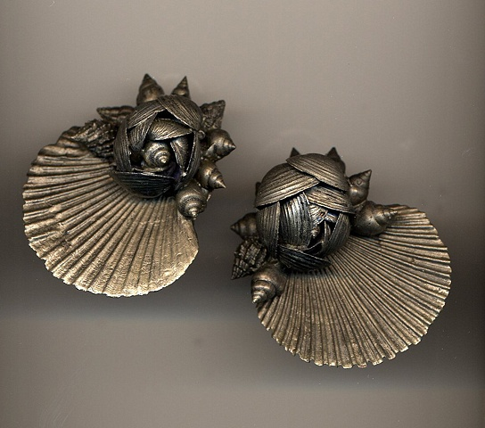 Pewter Scallops