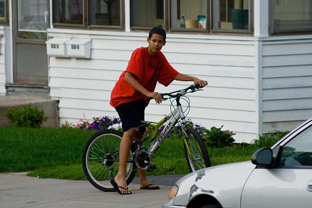 Gio's Bike