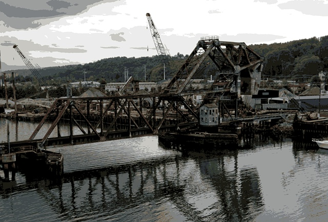 Duwamish Rail Bridge