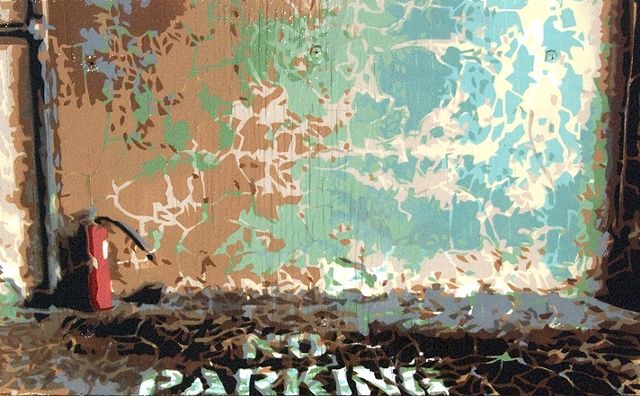 Boudreau No Parking