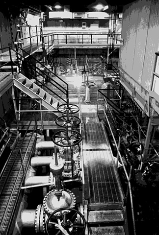 Hanford Water Valves