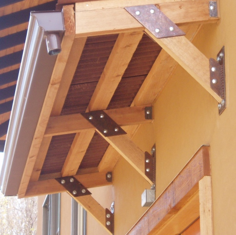 exterior brackets / decor