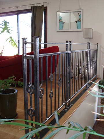 Interior Balcony Rail