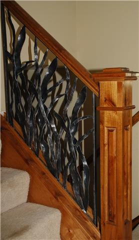 Kocourek Custom Stair Section