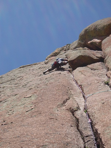 Ahad Sabet stemming on the fabulous 2nd pitch