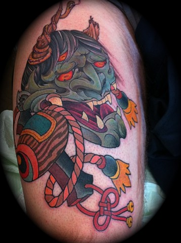 Hannya Colab with Sean Meraw