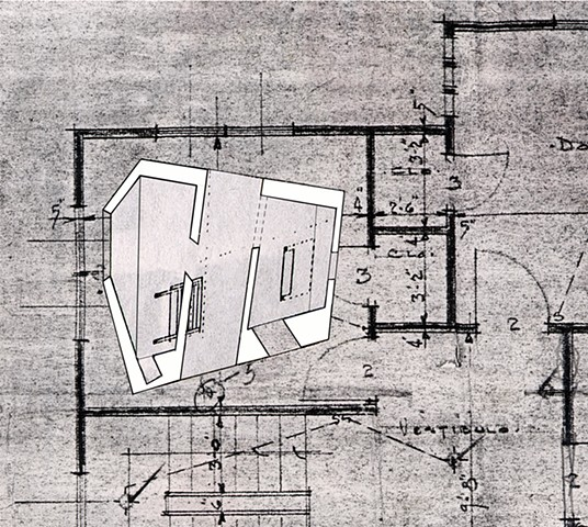 Habitat (preparatory drawing)